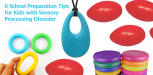 6 School Tips Sensory Processing Weecare